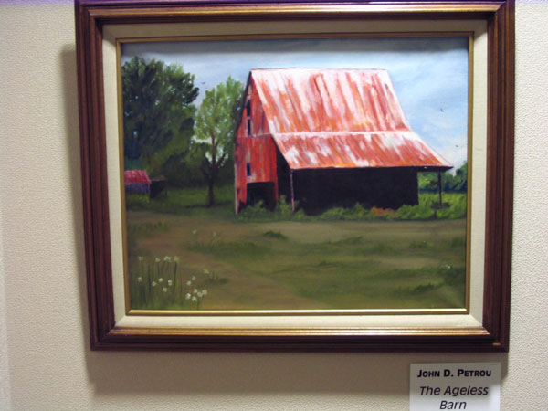 2011-PPL-Senior-Art-The-Ageless-Barn-by-John-Petrou