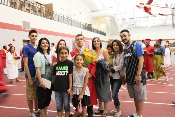 High School Careers Celebrated at Class of 2013 Portage High School Graduation