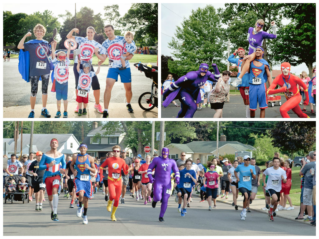 2014-CASA-Superhero-5K-Post-Race-Collage
