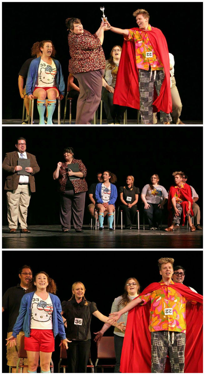 """Crown Point Community Theatre to Present """"The 25th Annual Putnam County Spelling Bee"""""""