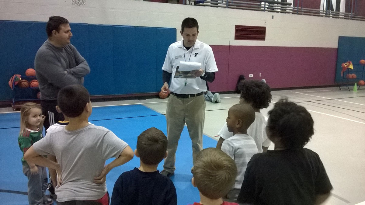 Youth and Toddler Basketball Season Kicks off Strong with 20+ Toddlers in Attendance