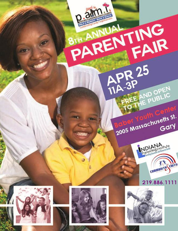The 8th Annual PAMI Parenting Fair is Here!