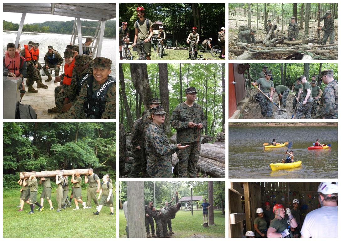 2014 MCHS JROTC Leadership Camp