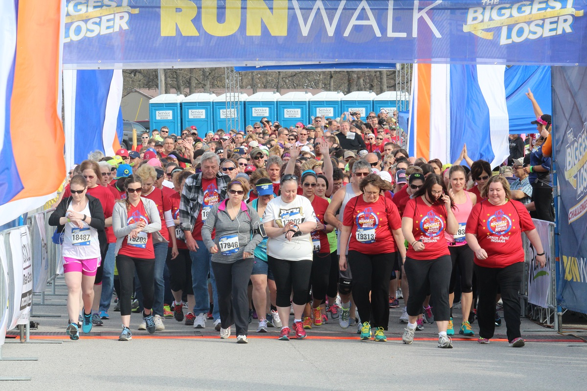 Crown Point Welcomes The Biggest Loser Run/Walk Race Series