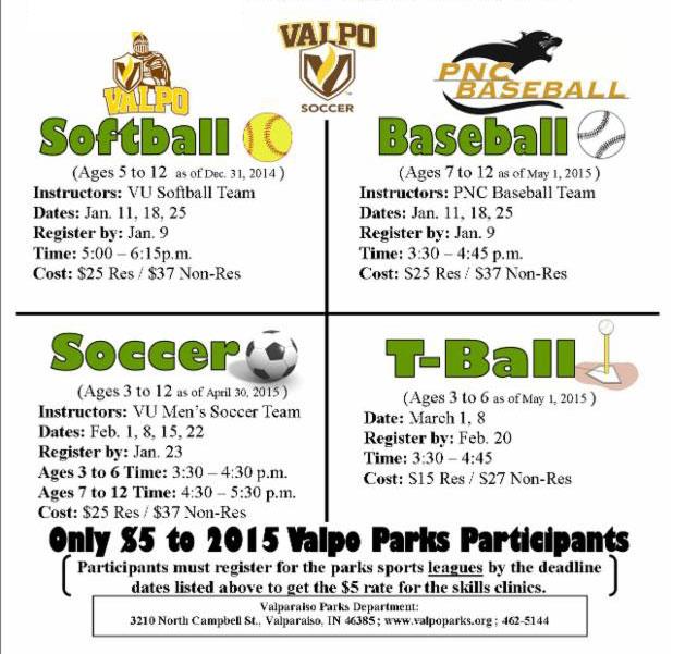 2015-Valpo-Parks-Winter-Skills-Clinics