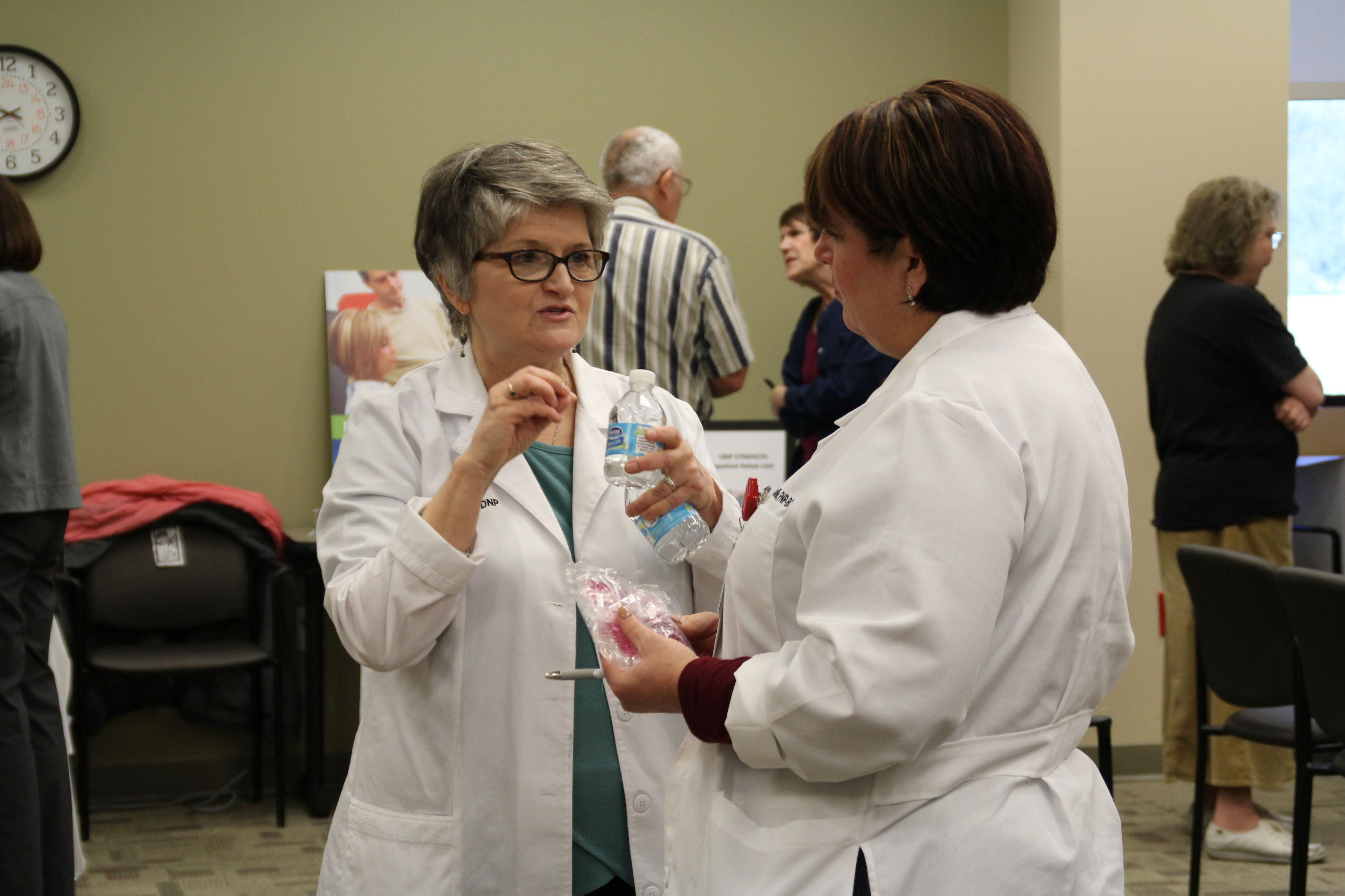 Porter Regional Hospital Hosts 2015 Spring Wellness Fair for Community Members