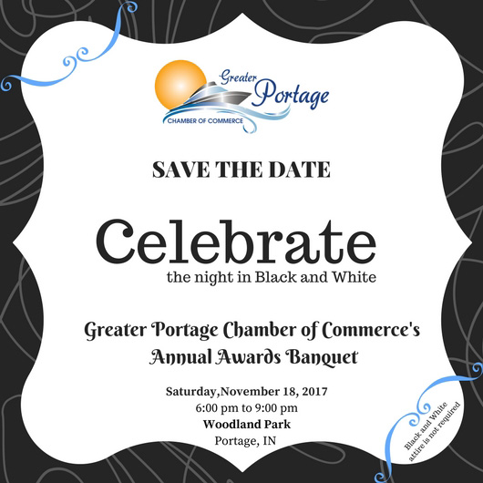 Portage Chamber of Commerce Seeking Nominations for 2017 Annual Awards