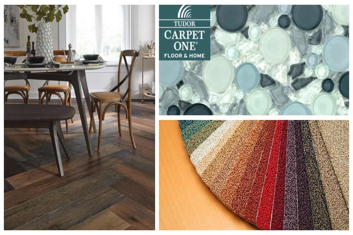 Tudor Carpet One Floor & Home Provides Flooring to Match Your Lifestyle