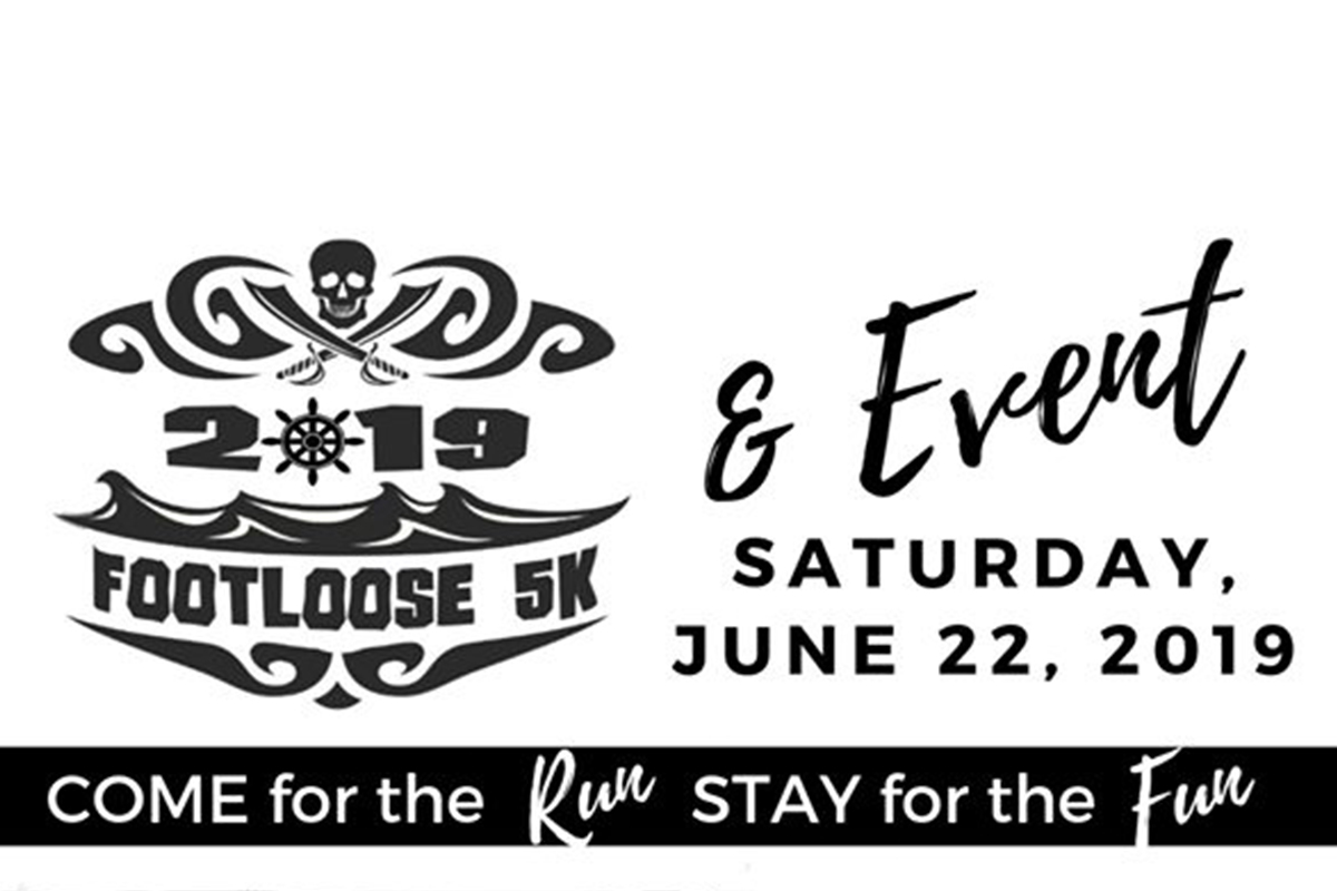 6th Annual Footloose 5K promises activities for all ages
