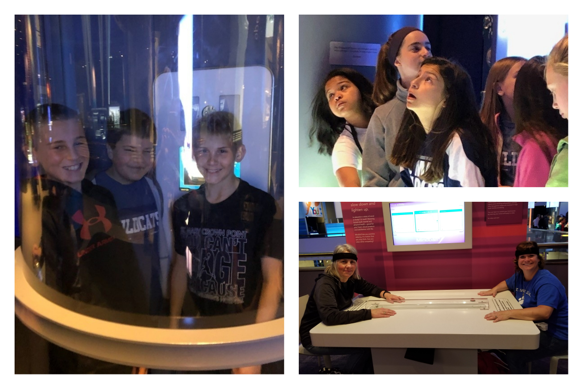 St. Mary Students Enjoy World Class Museum of Science & Industry