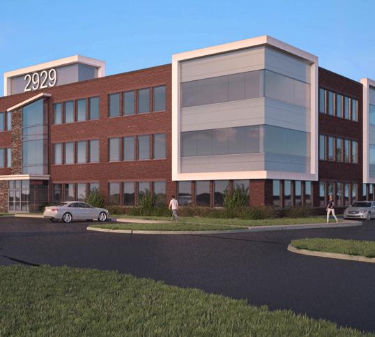 Hammond Welcomes New Companies to Oxbow Landing