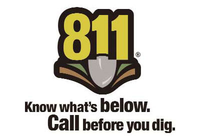 Safe Digging Month Stresses Importance of Calling 811 Before You Dig