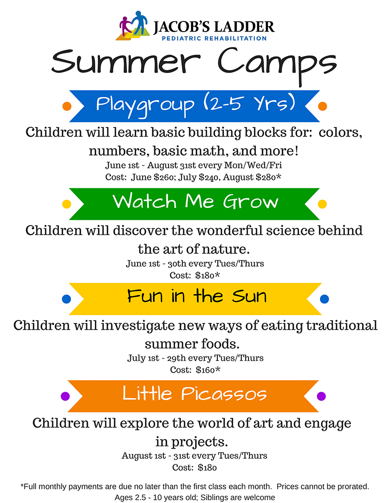 All in 1 Summer Camps