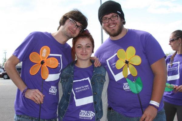 Alzheimer's Association's Walk to End Alzheimer's 2013 in Michigan City