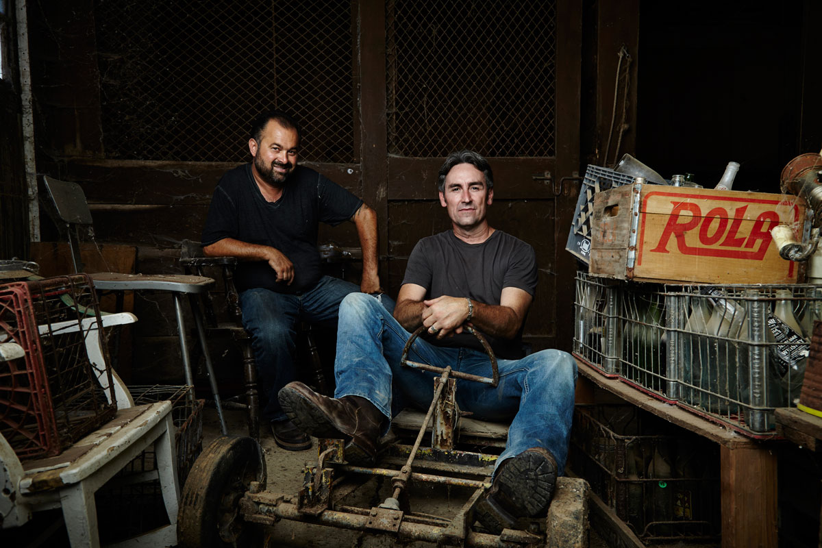 """""""American Pickers' Seeking Locations to Film in Indiana"""