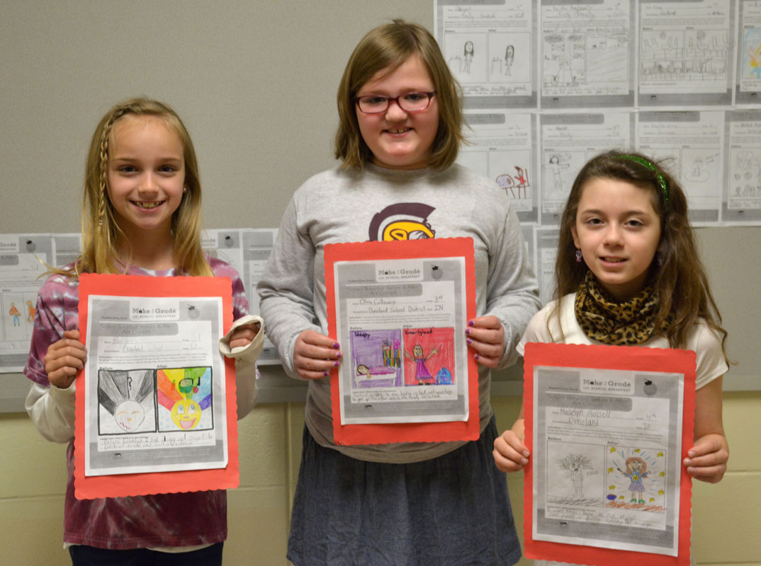 2015 Bailly Art Contest Winners