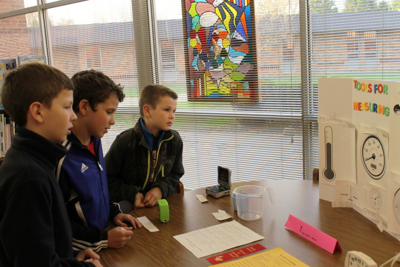 Bailly Elementary Hosts 12th Annual Festival of Learning