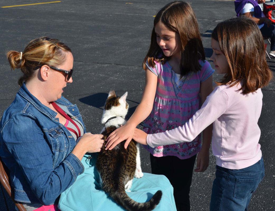 Bailly Elementary Pet Parade