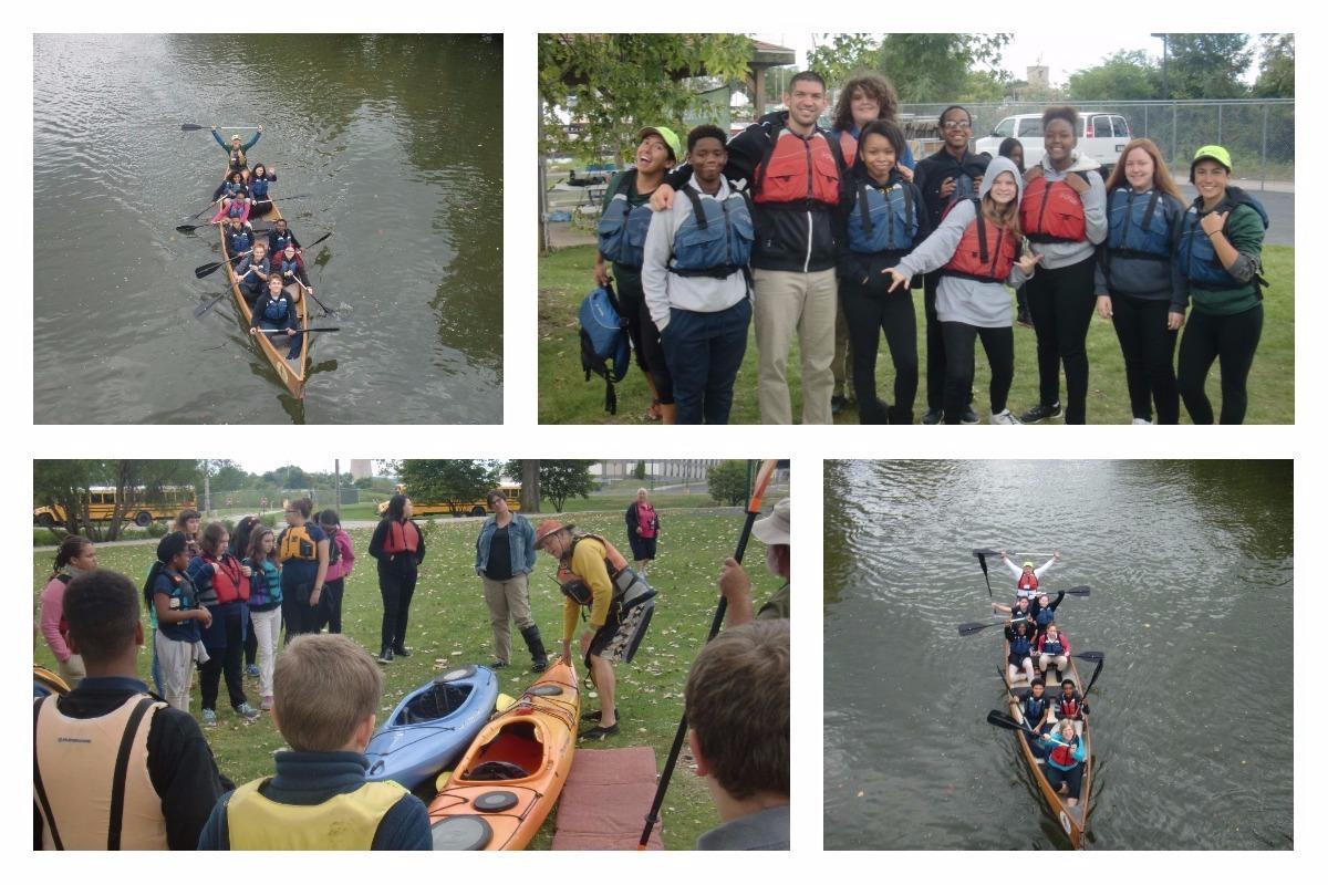 Barker-8th-Graders-Take-Canoe-Field-Trip-in-2017