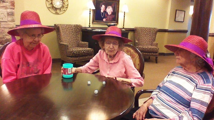 Bickford Assisted Living and Memory Care Offers Seniors a Wide Array of Fun Activities