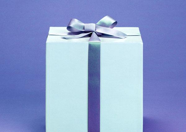 Blue-Gift