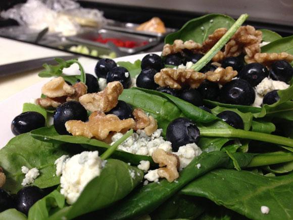 Blue-Salad