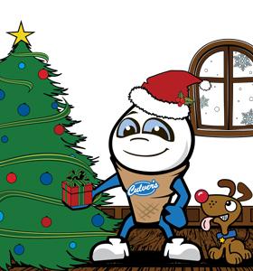 Body Christmas Scoopie L