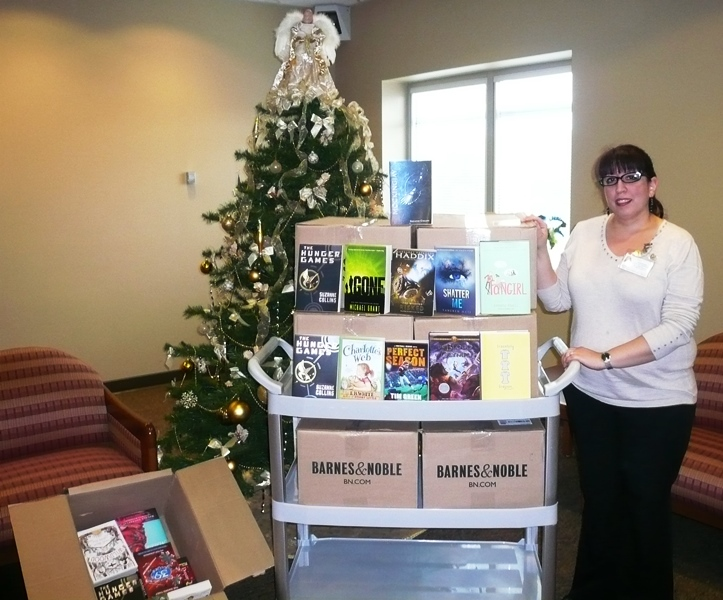Book-Donation-Brightens-2014-Holidays-for-St-Francis-Center-Residents
