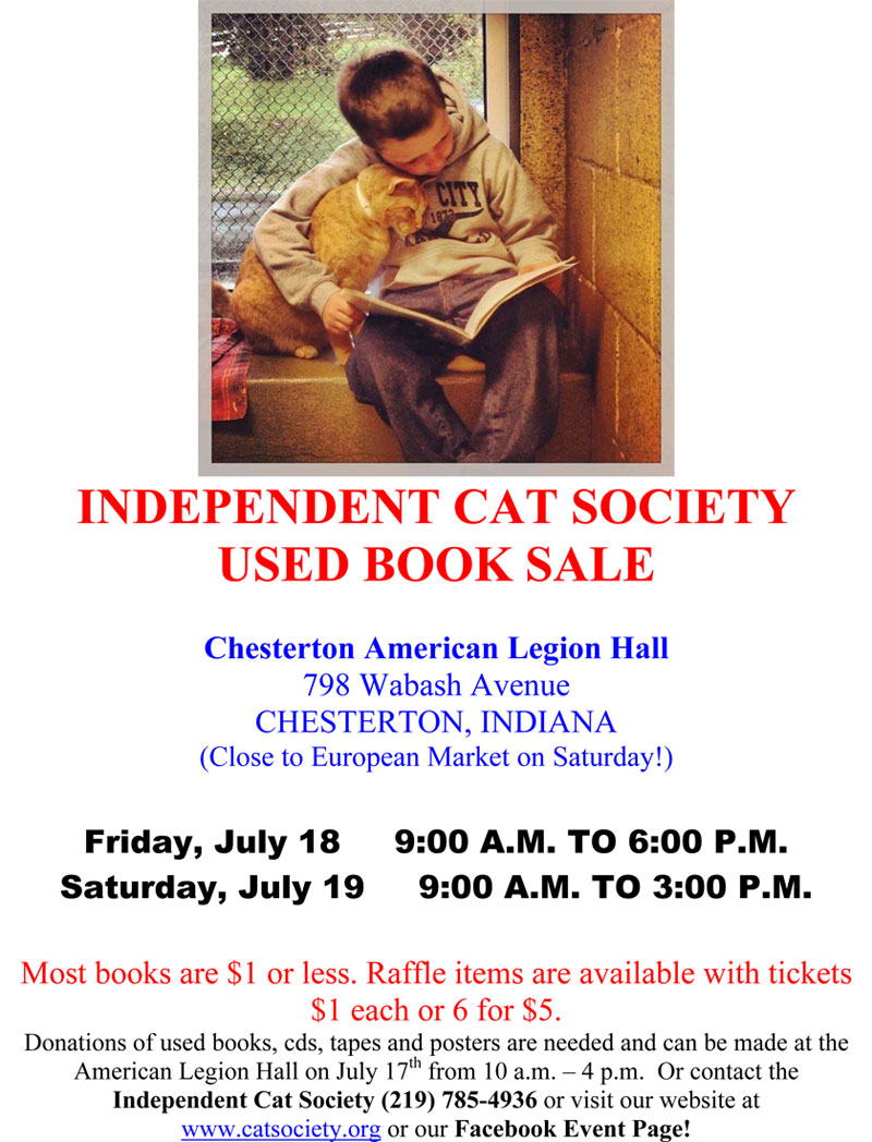 Boy-with-Cat-ICS-Book-Sale-Flyer