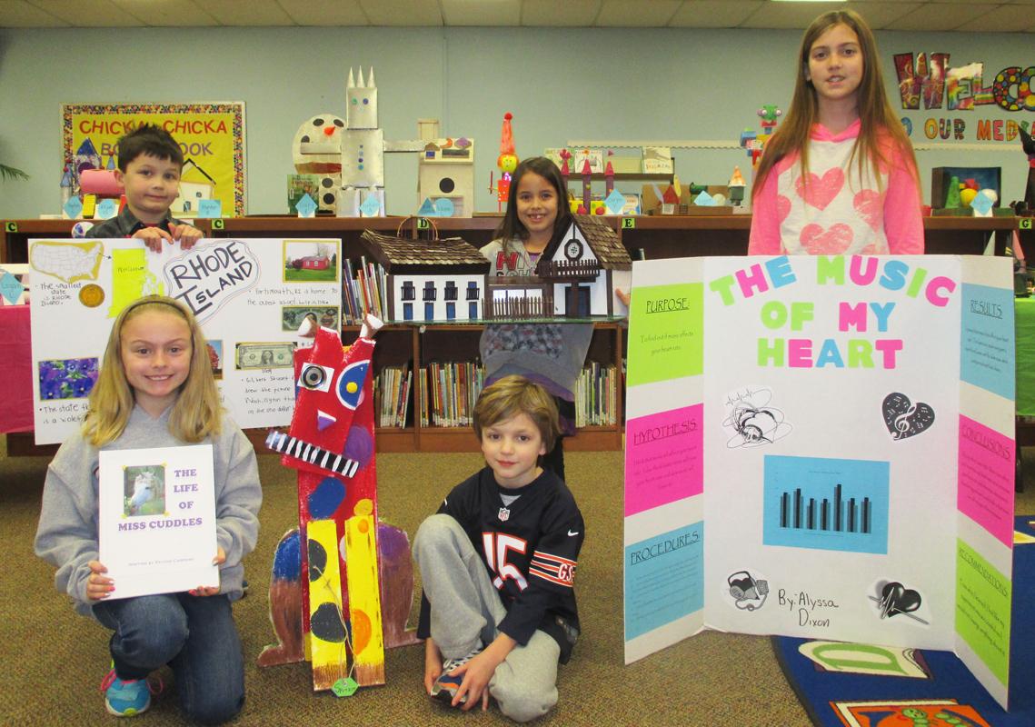 Brummitt Elementary Hosts 2016 Festival of Learning