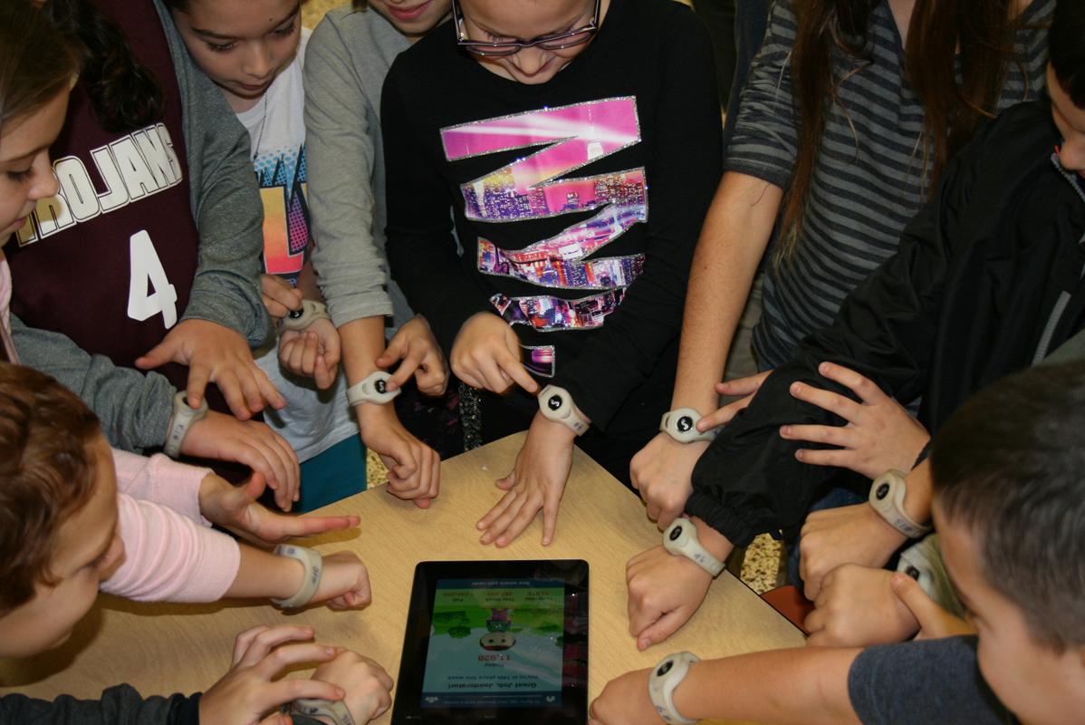 Brummitt Elementary School Teacher Uses Pilot Program to Increase Physical Activity