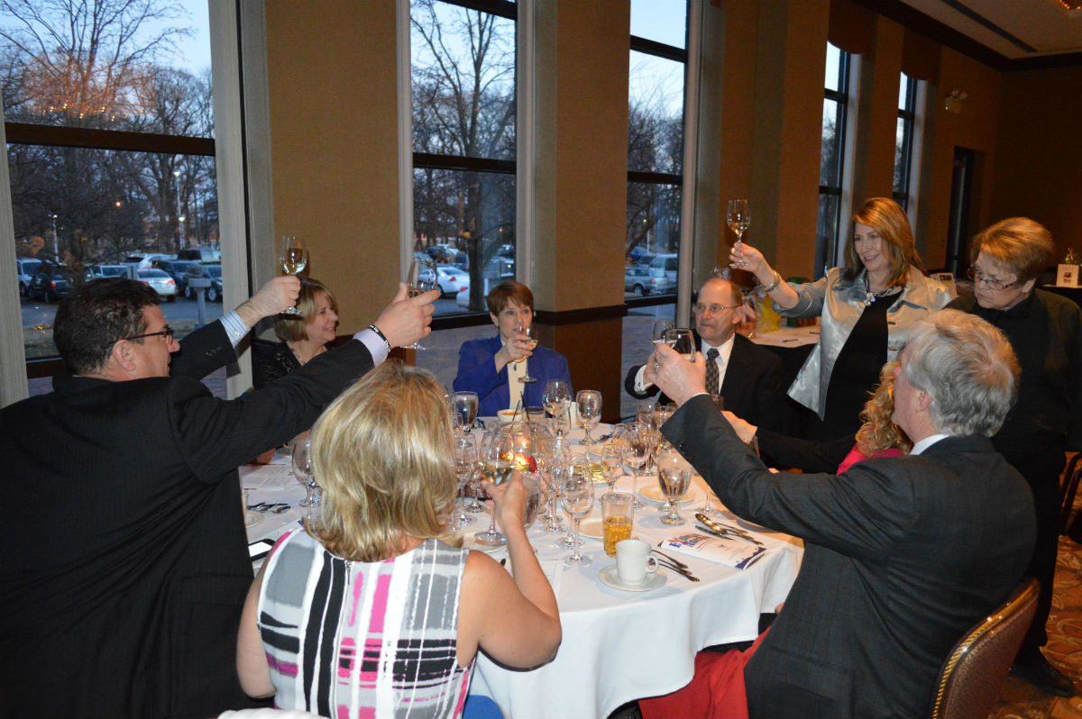 Calumet Council Boy Scouts of America Raises Funds with Wine Tasting