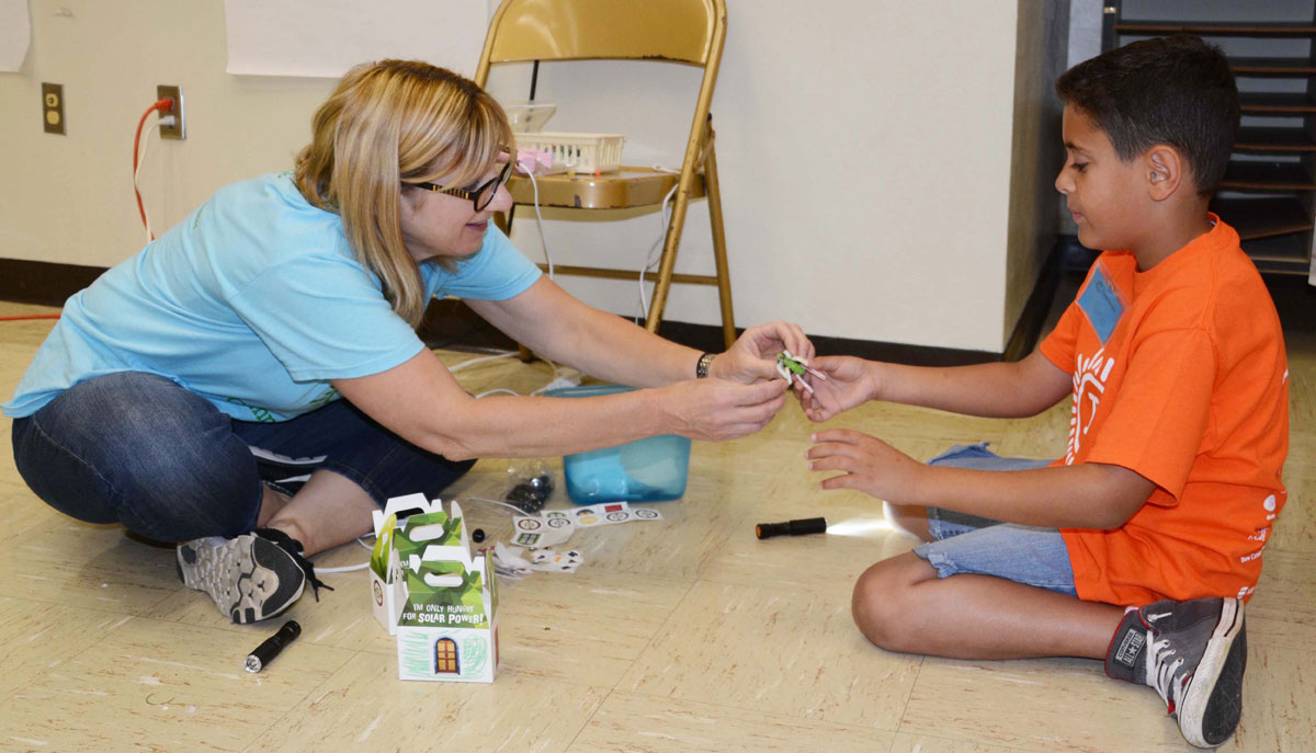Camp Invention Hosted at Liberty Intermediate in Chesterton