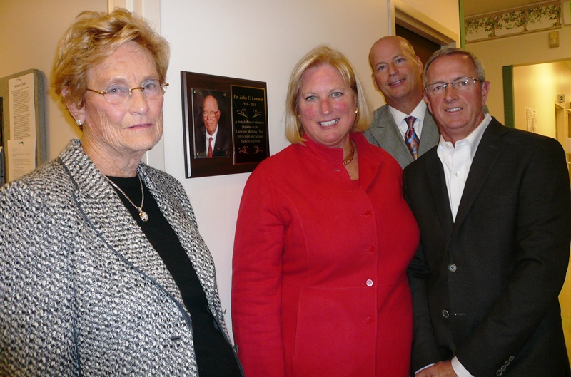 Catherine-McAuley-Clinic-Honors-Memory-of-Longtime-Physician