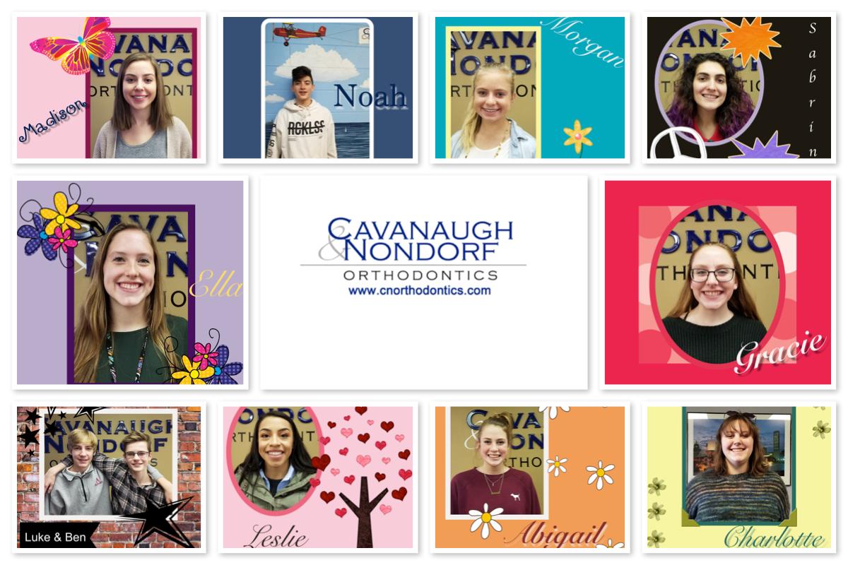 Cavanaugh and Nondorf Orthodontics has More Smiles to Share