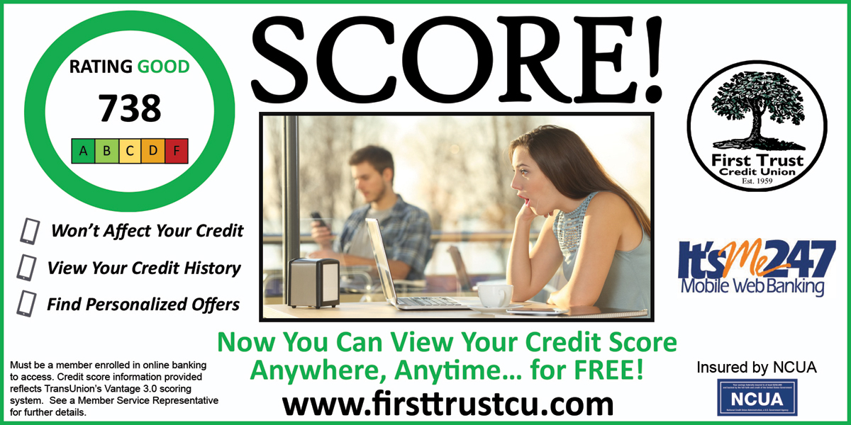Check-Your-Credit-Score-for-Free-with-First-Trust-Credit-Union