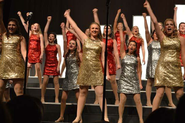 #1StudentNWI: Chesterton High School Music and Art Department Gives Students Time to Shine