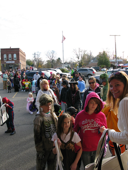 Chesterton-TrickorTreat Downtown