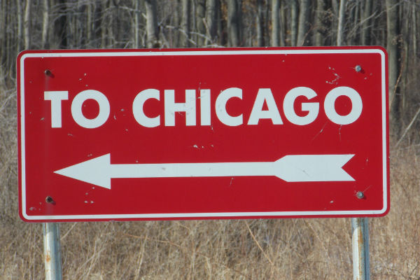 Recalling a Trip to Chicago for Annual Flower & Garden Show