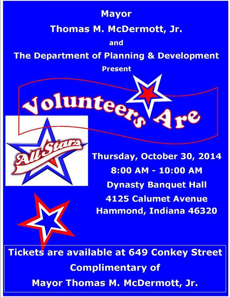 City-of-Hammond-Volunteers-are-All-Stars-Flyer