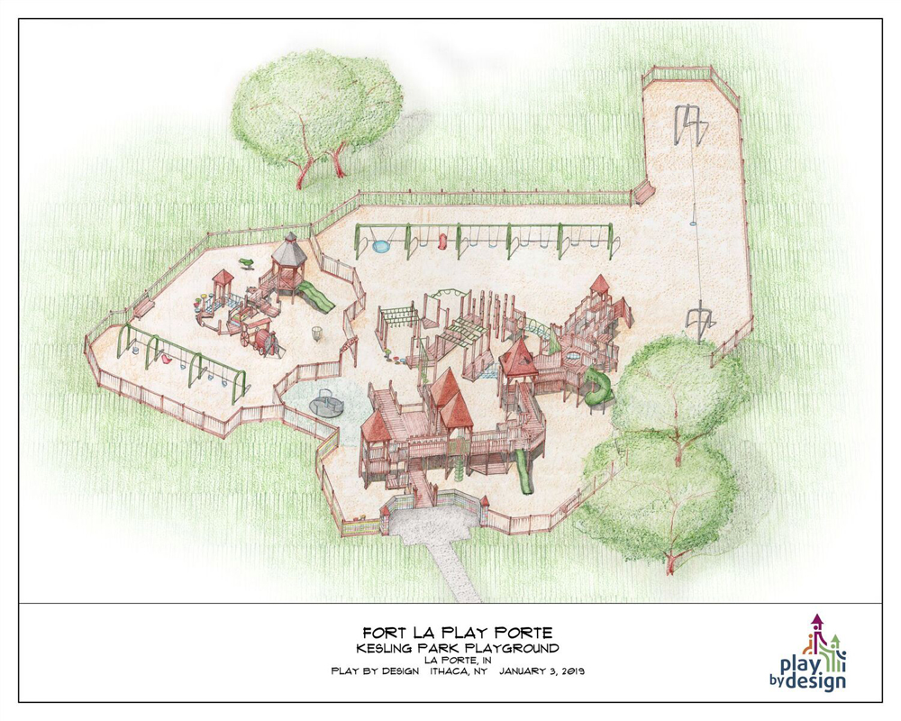 Crowdfunding-Campaign-Launched-for-Fort-La-Play-Porte-Redesign-and-Rebuild-Project-2019