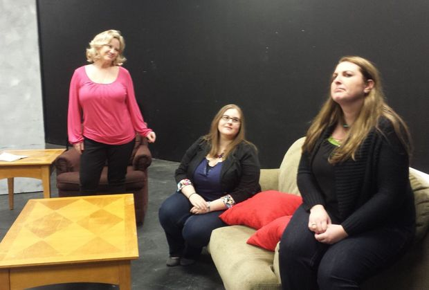 """""""Love and Shrimp"""" offers Musical Bites of Judith Viorst Humor at Crown Point Community Theatre"""