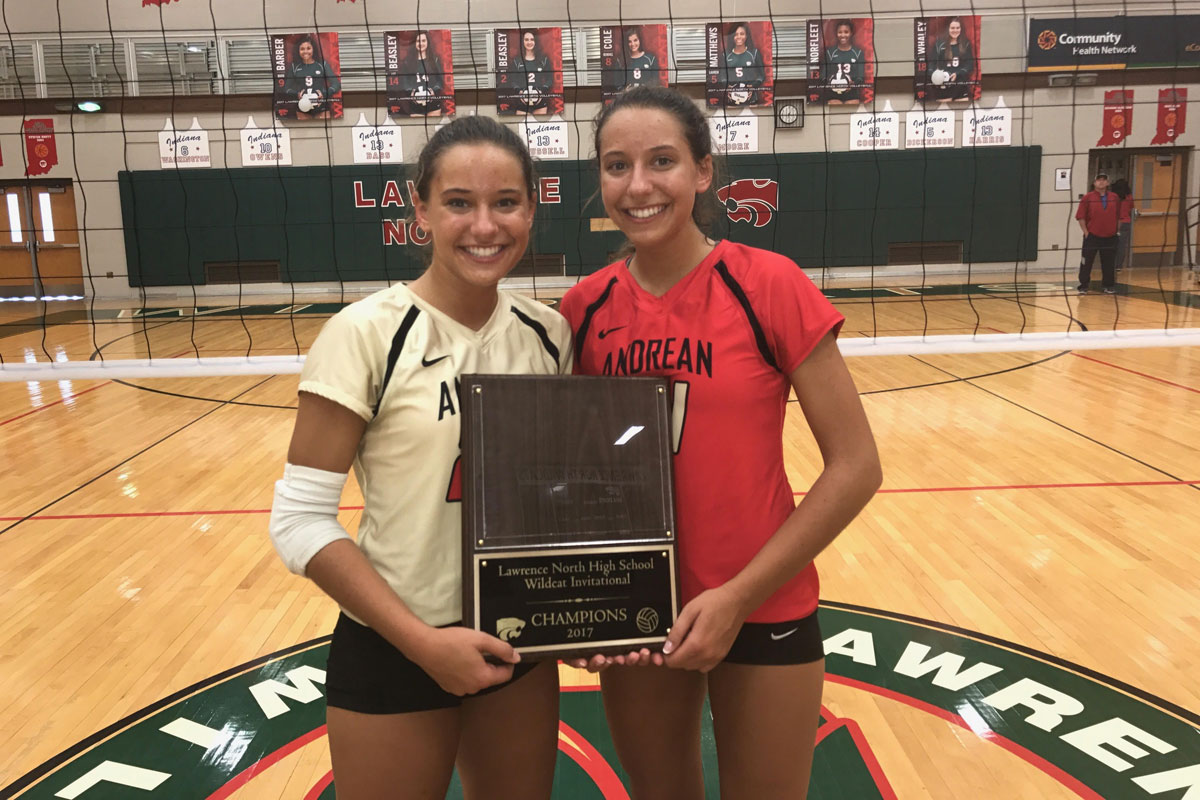 Dal Santo Sisters Named to MaxPreps All-American List