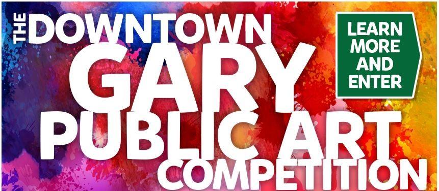 Deadline Extended to July 10 for Gary Public Art Challenge!