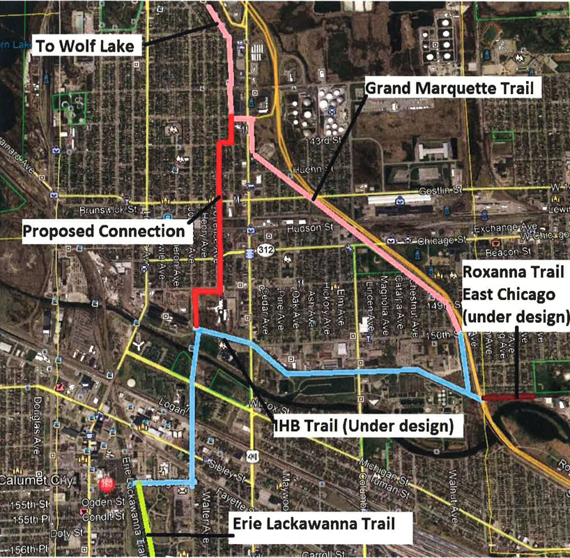 Downtown-Hammond-Grand-Marquette-Trail-Connector-Project