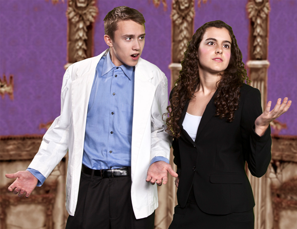 Munster Theatre Company Presents Dr. Evil and the Basket of Kittens