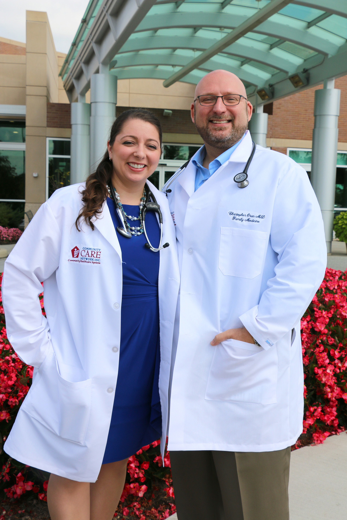 Husband-and-Wife Team Opens Family Practice at Valparaiso