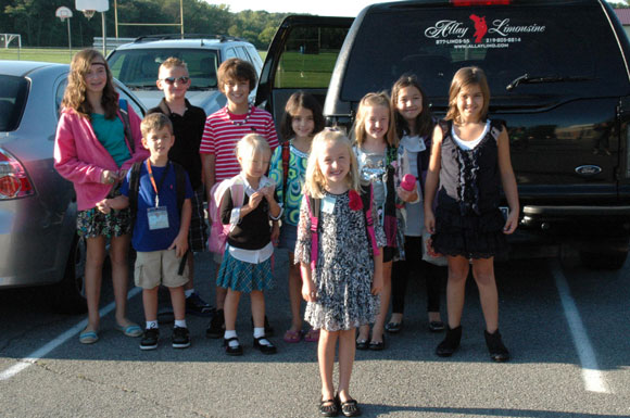Duneland-Limo-Rides-to-School-1
