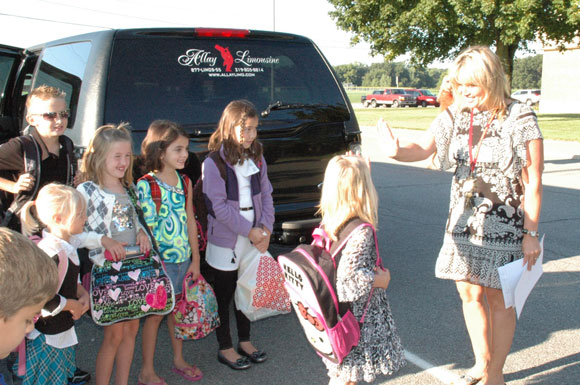 Duneland-Limo-Rides-to-School-2