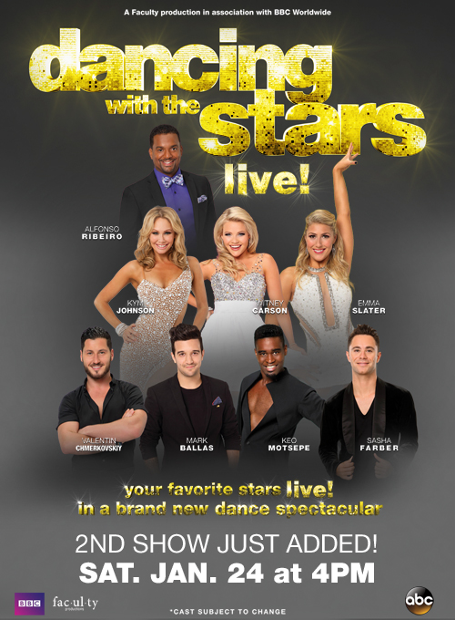 See Dancing With The Stars Live Valpolife